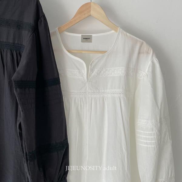 JEJEUNOSITY - Korean Children Fashion - #Kfashion4kids - Mom Burumable Blouse - 3