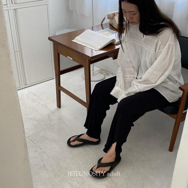 JEJEUNOSITY - Korean Children Fashion - #Kfashion4kids - Mom Burumable Blouse - 7
