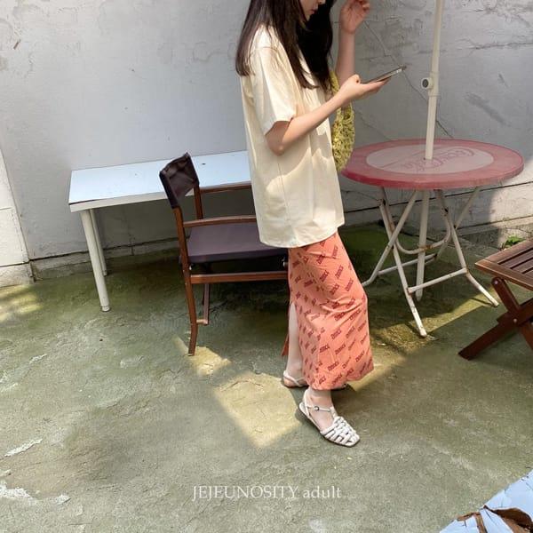 JEJEUNOSITY - Korean Children Fashion - #Kfashion4kids - More Dance Skirt - 10