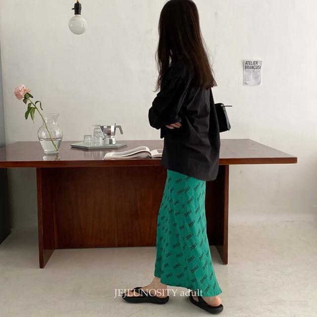 JEJEUNOSITY - BRAND - Korean Children Fashion - #Kfashion4kids - More Dance Skirt