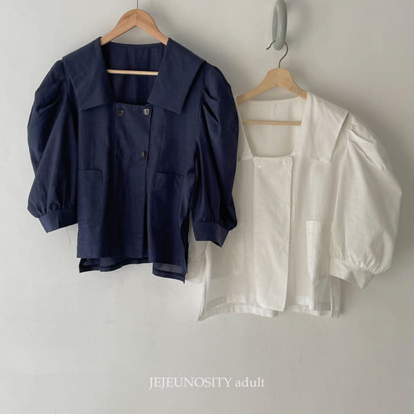 JEJEUNOSITY - Korean Children Fashion - #Kfashion4kids - Linda Blouse - 2