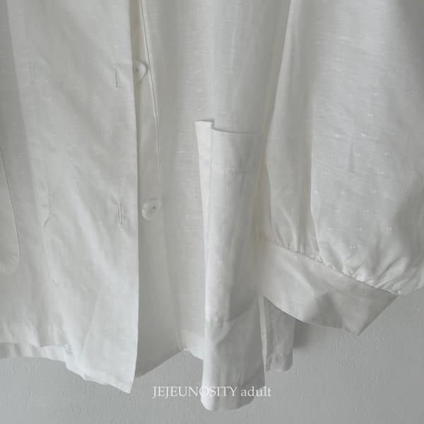 JEJEUNOSITY - Korean Children Fashion - #Kfashion4kids - Linda Blouse - 4
