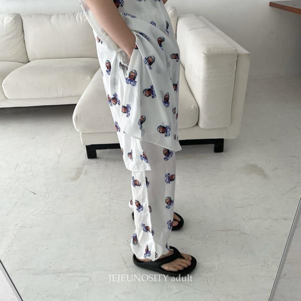 JEJEUNOSITY - Korean Children Fashion - #Kfashion4kids - Mom Granny Pants - 10