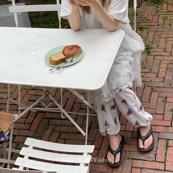 JEJEUNOSITY - Korean Children Fashion - #Kfashion4kids - Mom Granny Pants - 4
