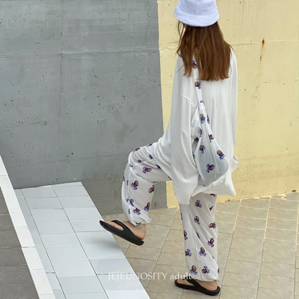 JEJEUNOSITY - Korean Children Fashion - #Kfashion4kids - Mom Granny Pants - 5