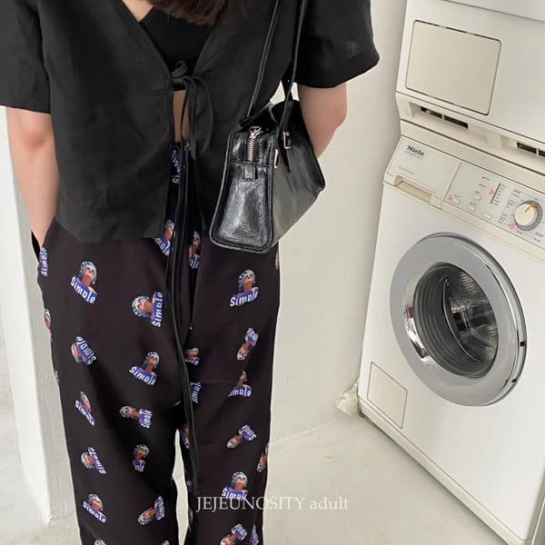 JEJEUNOSITY - Korean Children Fashion - #Kfashion4kids - Mom Granny Pants - 8