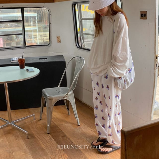 JEJEUNOSITY - BRAND - Korean Children Fashion - #Kfashion4kids - Mom Granny Pants