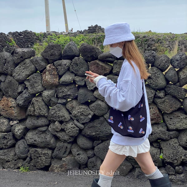 JEJEUNOSITY - Korean Children Fashion - #Kfashion4kids - Granny Bag