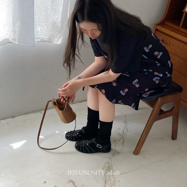 JEJEUNOSITY - Korean Children Fashion - #Kfashion4kids - Mom Mit Tee - 5