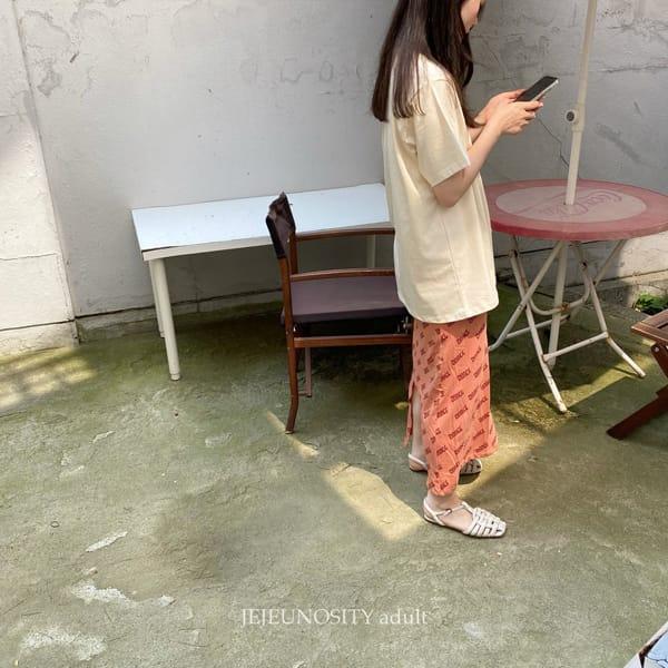 JEJEUNOSITY - Korean Children Fashion - #Kfashion4kids - Mom Mit Tee - 8