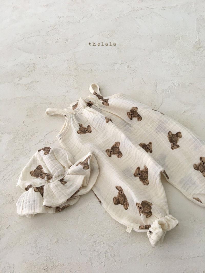 LALA - Korean Children Fashion - #Kfashion4kids - Teddy Bucket Hat - 10