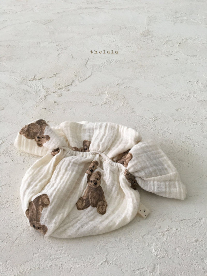 LALA - Korean Children Fashion - #Kfashion4kids - Teddy Bucket Hat - 2