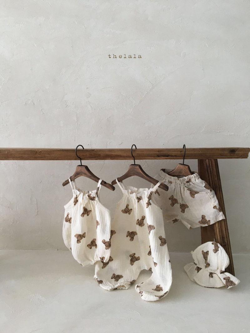 LALA - Korean Children Fashion - #Kfashion4kids - Teddy Bucket Hat - 4