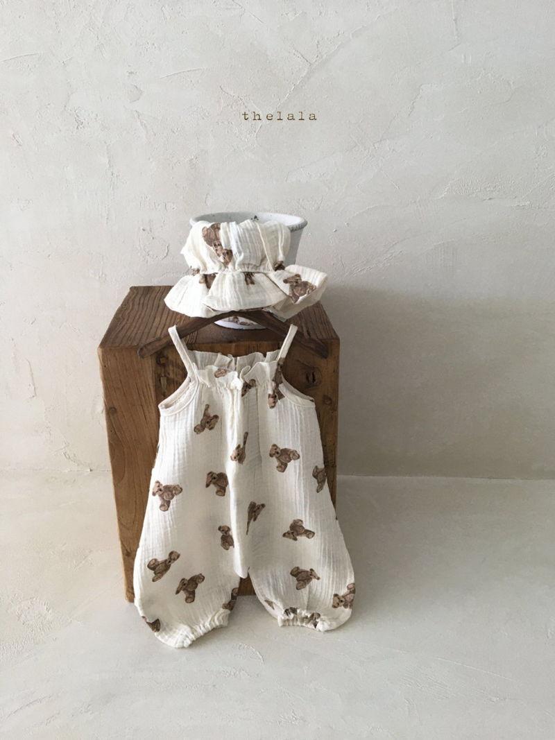 LALA - Korean Children Fashion - #Kfashion4kids - Teddy Bucket Hat - 5