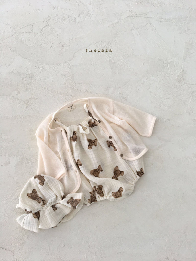 LALA - Korean Children Fashion - #Kfashion4kids - Teddy Bucket Hat - 6