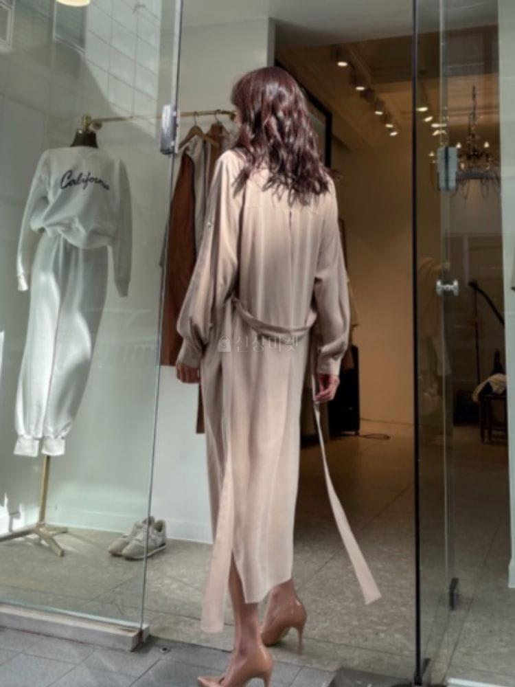 MARIE STUDIOS - Korean Children Fashion - #Kfashion4kids - Robe cardigan One-piece - 2