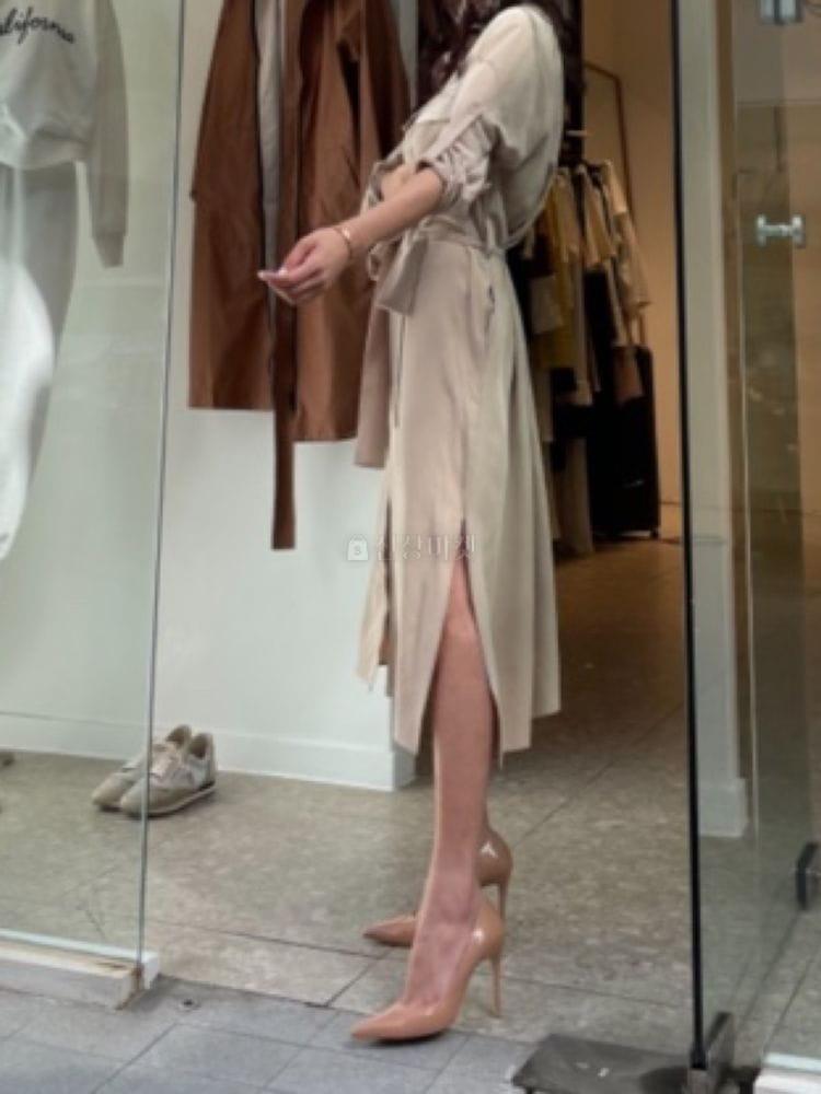 MARIE STUDIOS - Korean Children Fashion - #Kfashion4kids - Robe cardigan One-piece - 5