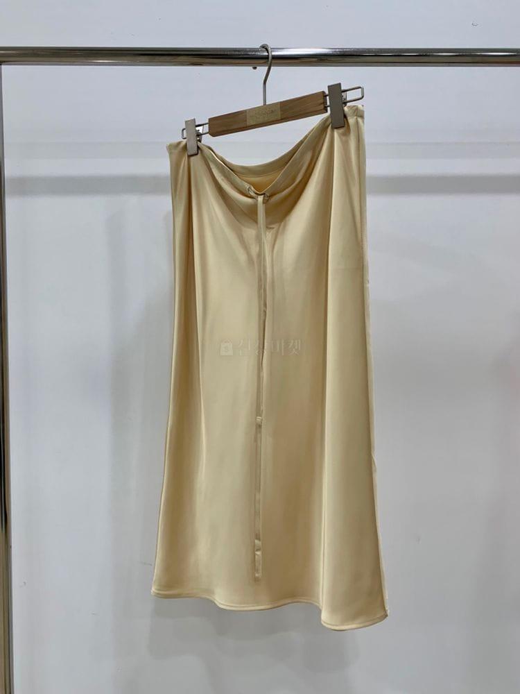 MARIE STUDIOS - Korean Children Fashion - #Kfashion4kids - Glossy Skirt - 4
