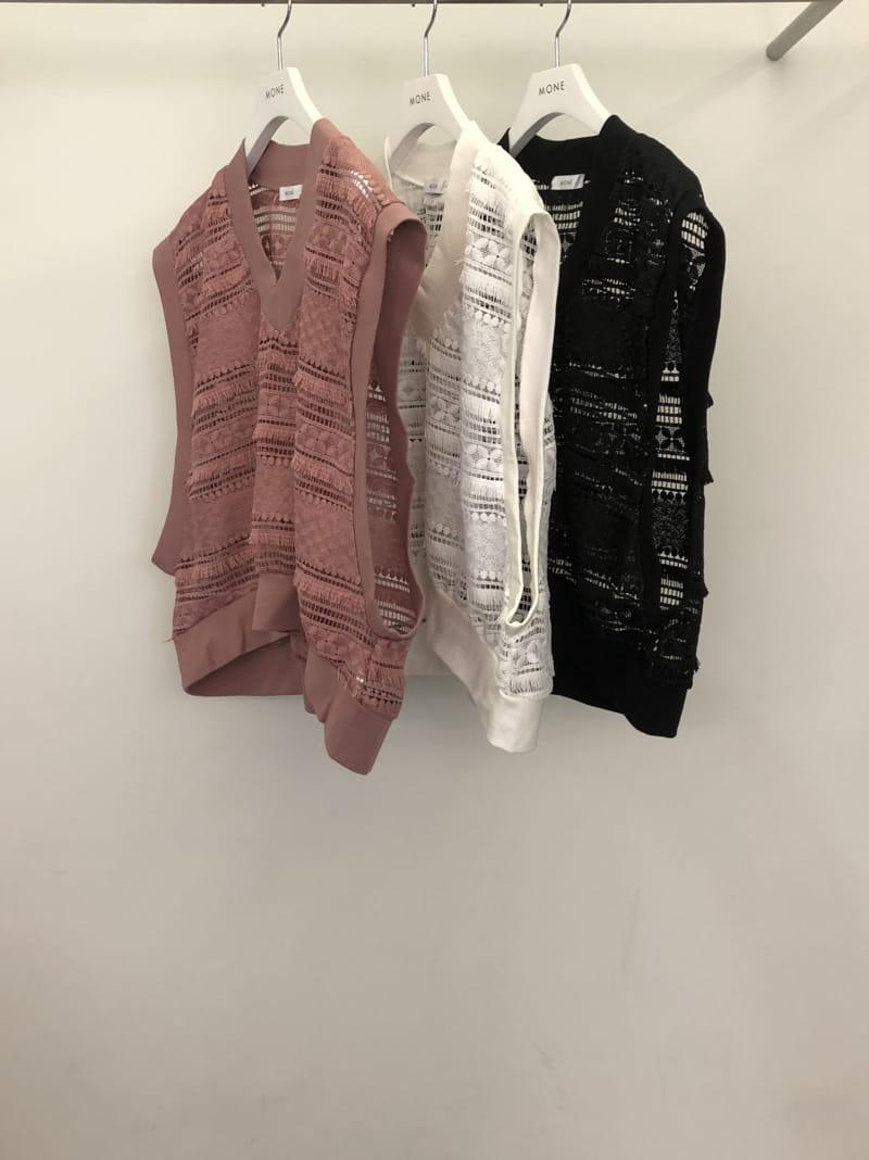 MONE - Korean Children Fashion - #Kfashion4kids - Chemical Crop Sleeveless - 4