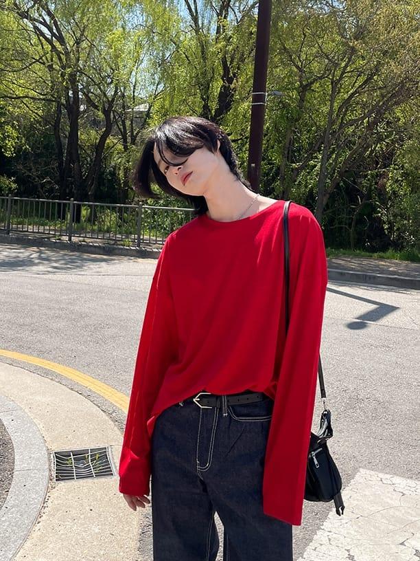 MONE - Korean Children Fashion - #Kfashion4kids - Pitch See Through Tee - 3