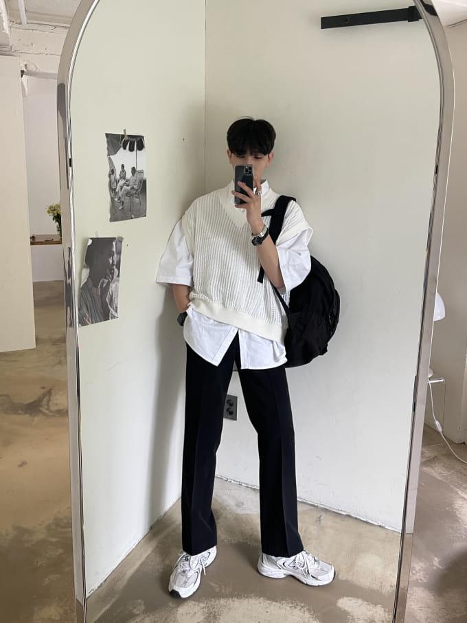 MONE - Korean Children Fashion - #Kfashion4kids - Ren Square Sleeveless
