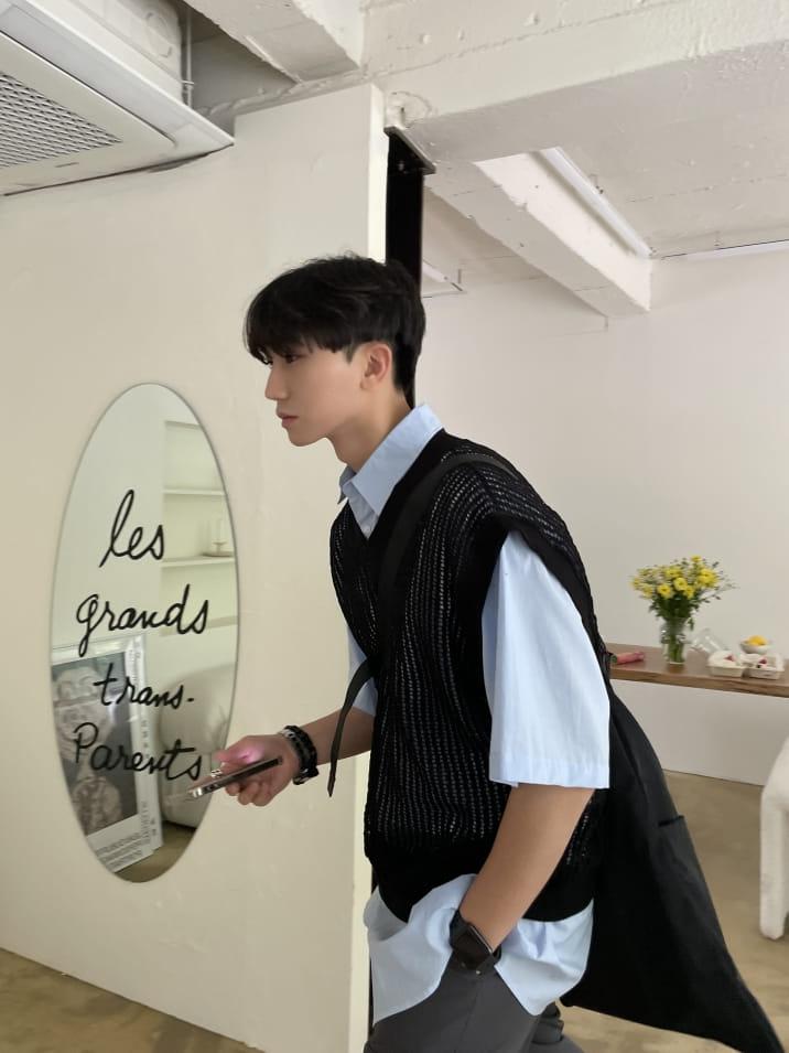 MONE - BRAND - Korean Children Fashion - #Kfashion4kids - Ren Square Sleeveless