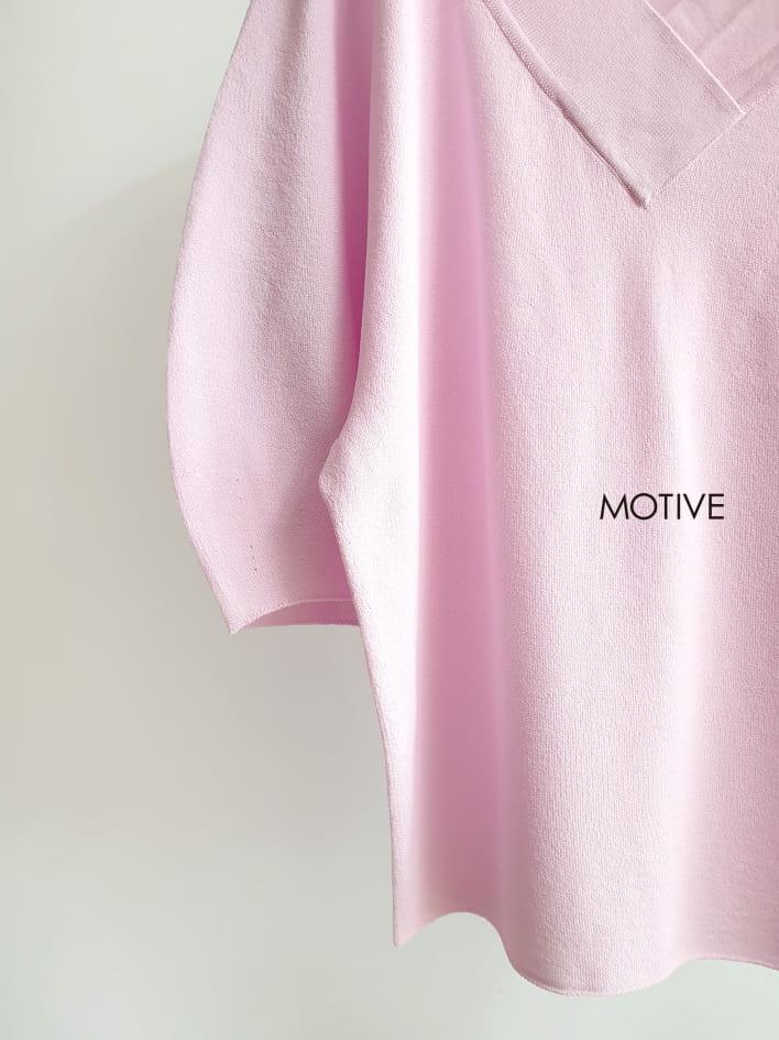 MOTIVE  - Korean Children Fashion - #Kfashion4kids - Holga Daisy V Tee - 3