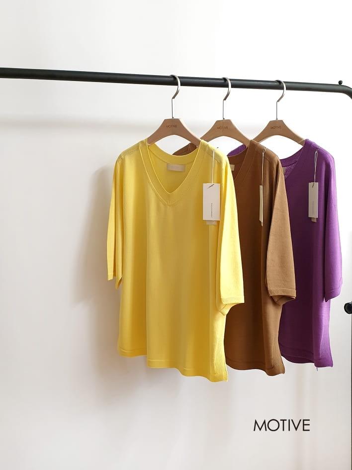 MOTIVE  - Korean Children Fashion - #Kfashion4kids - Holga System V Tee - 4