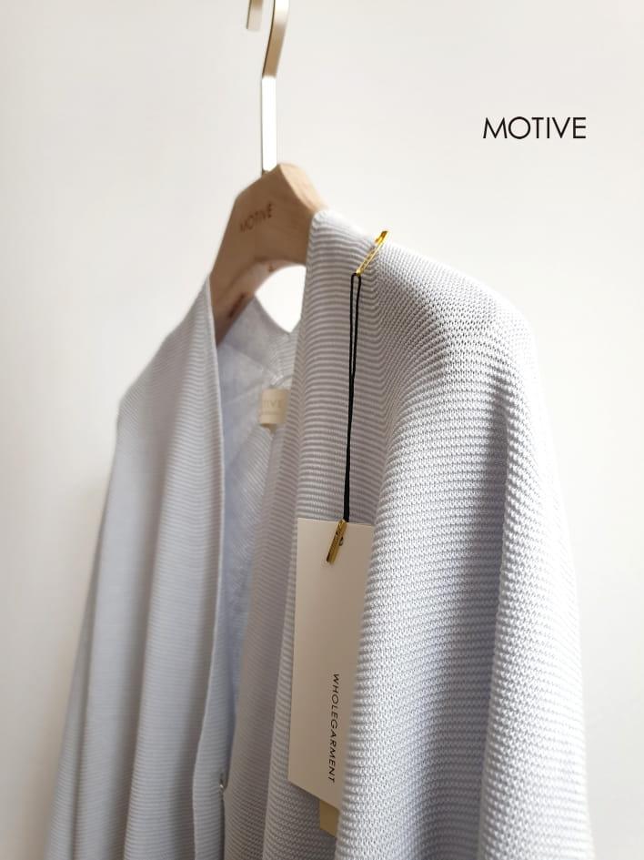 MOTIVE  - Korean Children Fashion - #Kfashion4kids - Holga Macaroon Cardigan - 2
