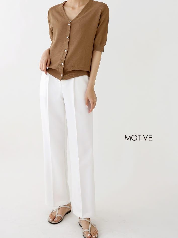 MOTIVE  - Korean Children Fashion - #Kfashion4kids - Maple Tee