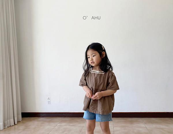 O'AHU - Korean Children Fashion - #Kfashion4kids - Hepburn Blouse - 10