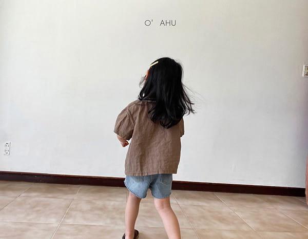 O'AHU - Korean Children Fashion - #Kfashion4kids - Hepburn Blouse - 11