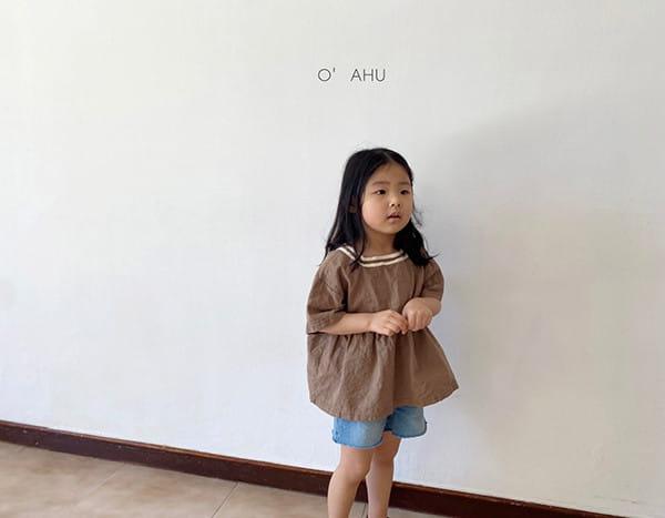 O'AHU - Korean Children Fashion - #Kfashion4kids - Hepburn Blouse - 12