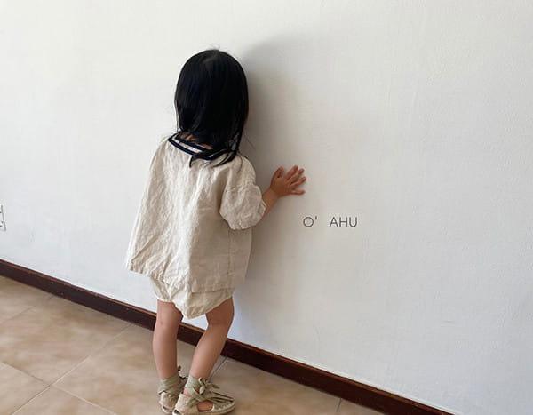O'AHU - Korean Children Fashion - #Kfashion4kids - Hepburn Blouse - 2