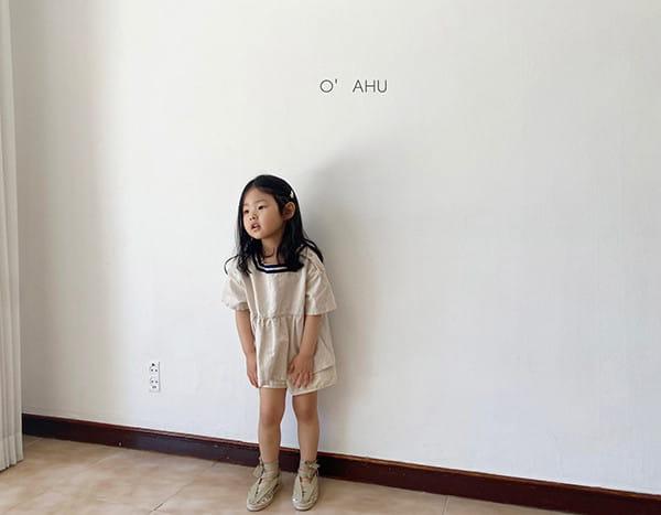 O'AHU - Korean Children Fashion - #Kfashion4kids - Hepburn Blouse - 3