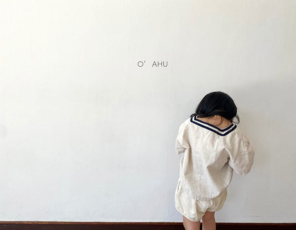 O'AHU - Korean Children Fashion - #Kfashion4kids - Hepburn Blouse - 4