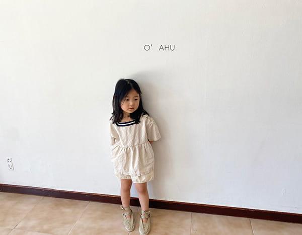 O'AHU - Korean Children Fashion - #Kfashion4kids - Hepburn Blouse - 5