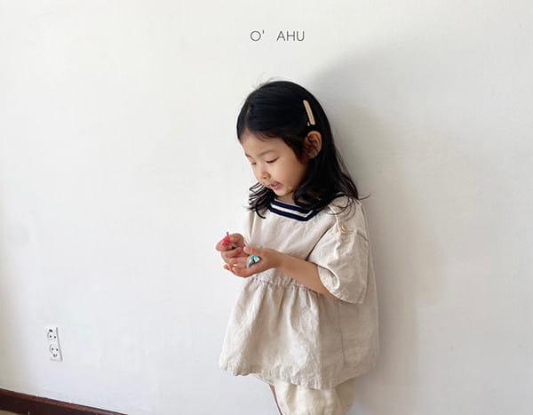 O'AHU - Korean Children Fashion - #Kfashion4kids - Hepburn Blouse - 6