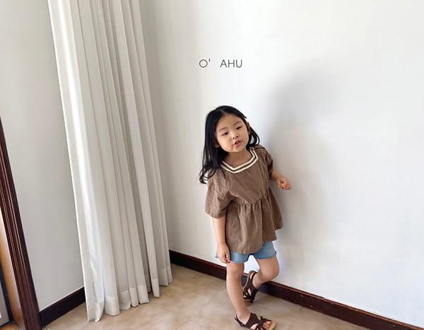 O'AHU - Korean Children Fashion - #Kfashion4kids - Hepburn Blouse - 7