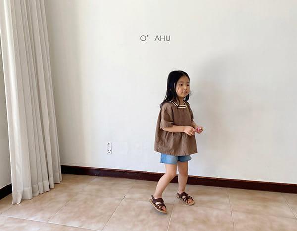 O'AHU - Korean Children Fashion - #Kfashion4kids - Hepburn Blouse - 8