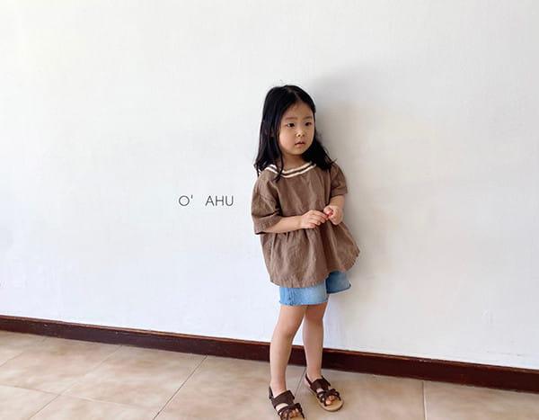 O'AHU - Korean Children Fashion - #Kfashion4kids - Hepburn Blouse - 9