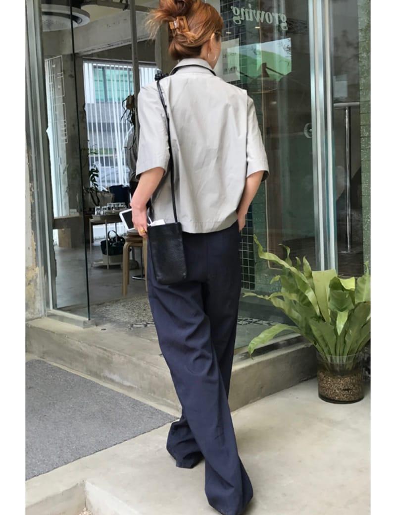 ONDO - Korean Children Fashion - #Kfashion4kids - Roe Belt Pants - 3