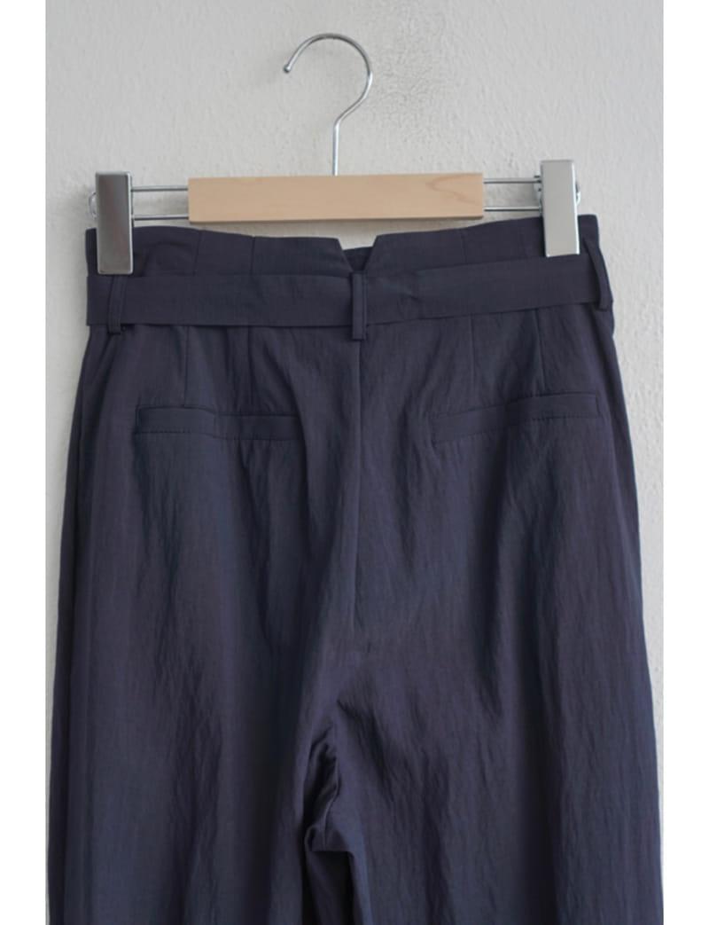 ONDO - Korean Children Fashion - #Kfashion4kids - Roe Belt Pants - 4