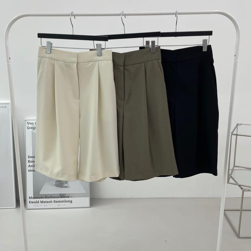 ONDO - Korean Children Fashion - #Kfashion4kids - Bermuda Pants