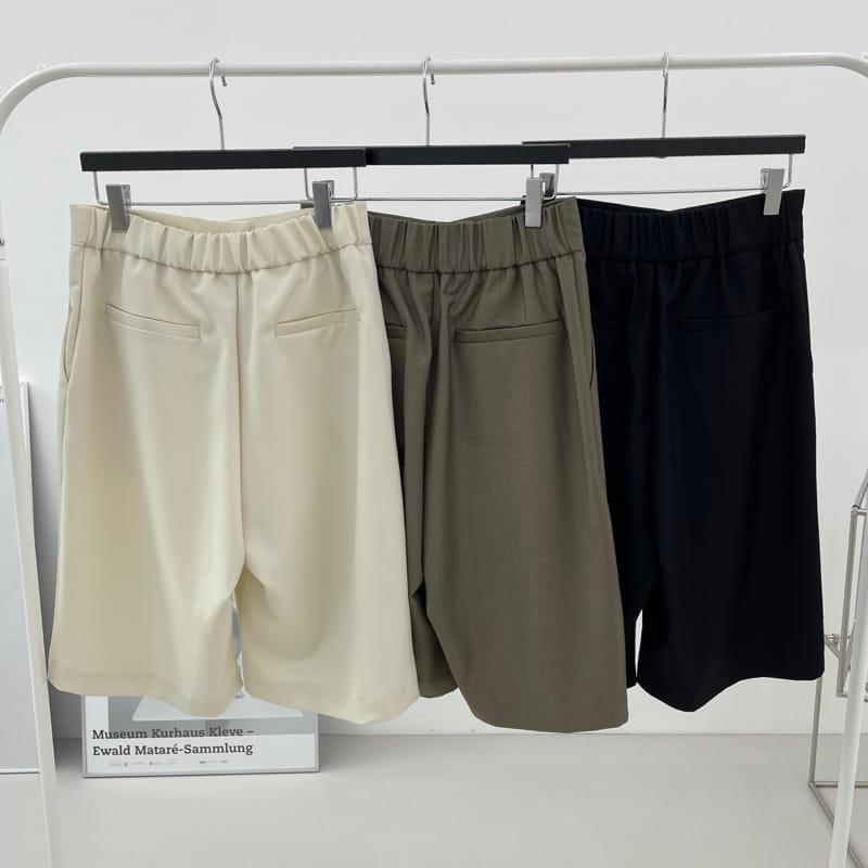 ONDO - Korean Children Fashion - #Kfashion4kids - Bermuda Pants - 2