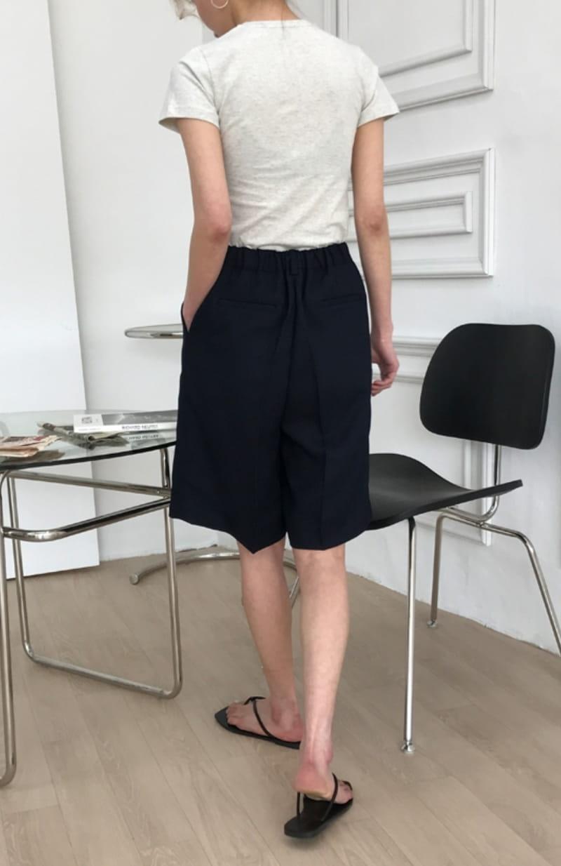 ONDO - Korean Children Fashion - #Kfashion4kids - Bermuda Pants - 3