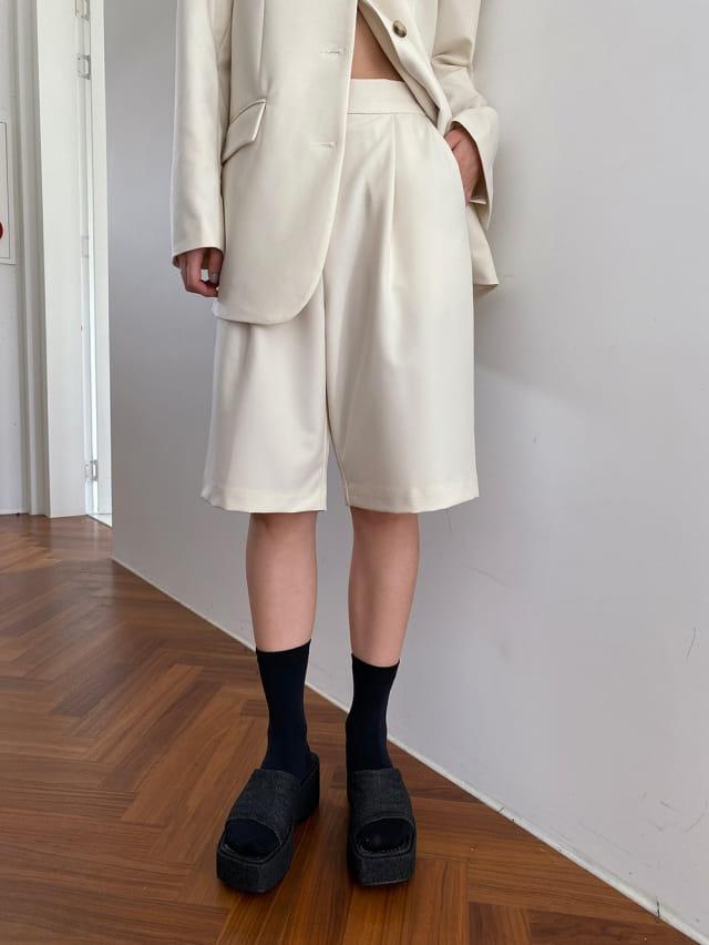 ONDO - Korean Children Fashion - #Kfashion4kids - Bermuda Pants - 4