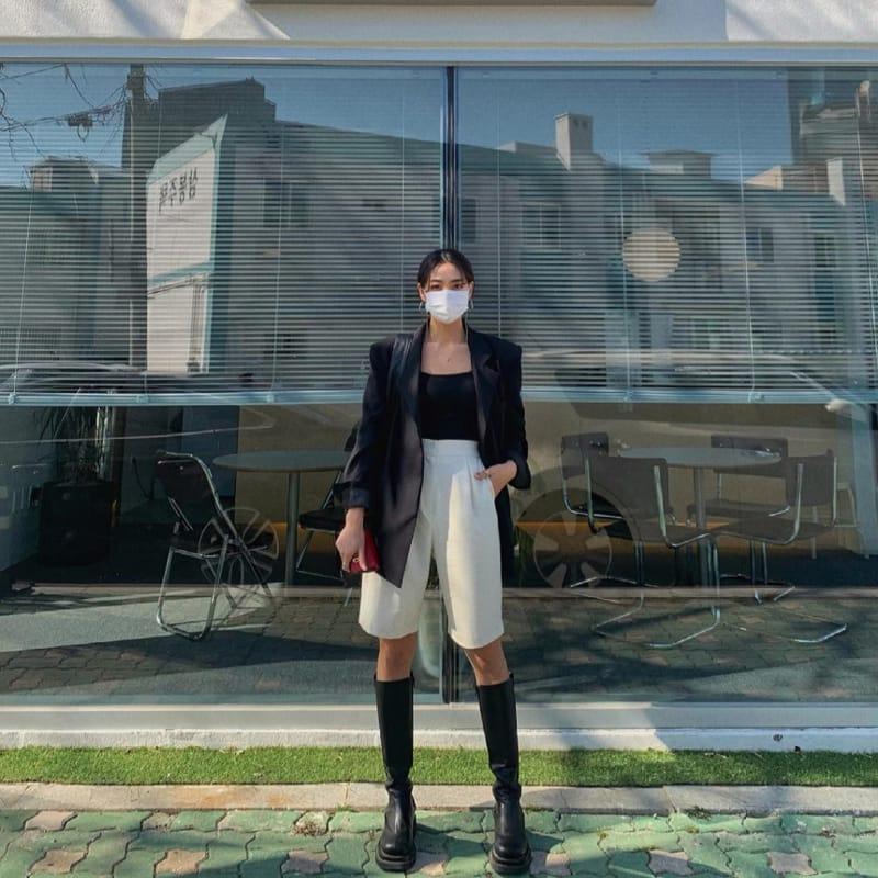 ONDO - BRAND - Korean Children Fashion - #Kfashion4kids - Bermuda Pants