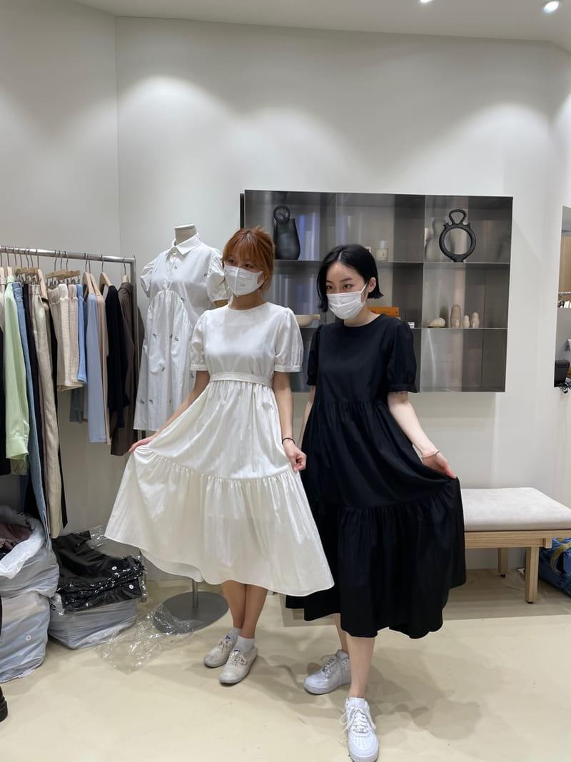 ONDO - Korean Children Fashion - #Kfashion4kids - Cecil One-piece