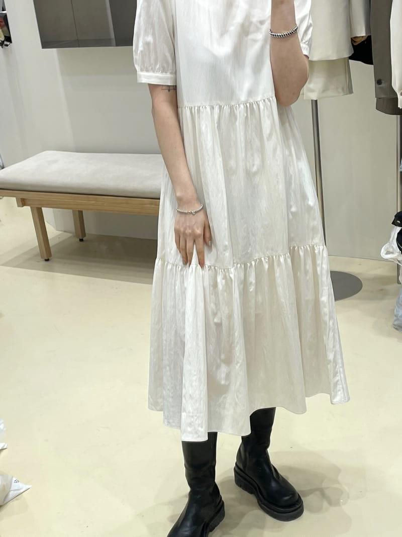ONDO - Korean Children Fashion - #Kfashion4kids - Cecil One-piece - 2